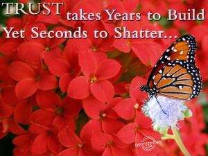 ... broken trust quotes , nature wallpaper , trust quote , trusting quotes