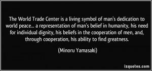 More Minoru Yamasaki Quotes
