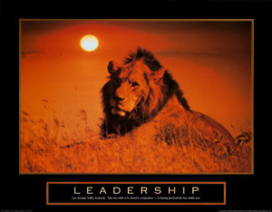 Leadership - Lion (Unknown)
