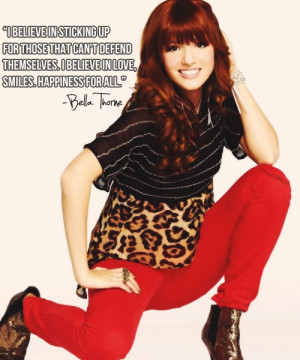 Bella Thorne Quotes