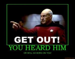 Star Trek Captain Picard Meme