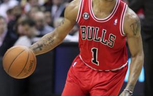 Chicago Bulls Black Wallpaper