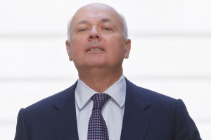 Iain Duncan Smith under pressure after lying staff invented fake ...