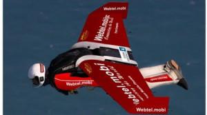 JETMAN YVES ROSSY'S AMBITIOUS INTERCONTINENTAL FLIGHT