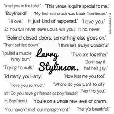 ... forever shipper only larry stylinson quotes larrystylinson idiot larry