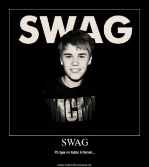 Beliebers Con Swag