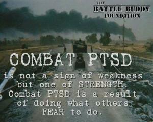 Combat PTSD