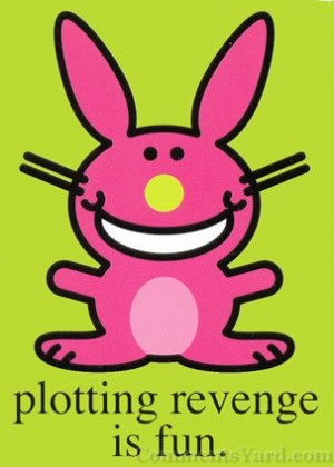 happy bunny sayings