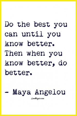 Positive Quote About Life And Success: Do Better Life Quotes On Simple ...