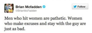 """Dear Brian McFadden: read this and then tell me I'm """"pathetic ..."""