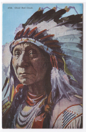 Chief Red Indian