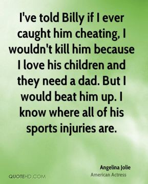 Quotes About Cheating In Sports I know where all of his sports