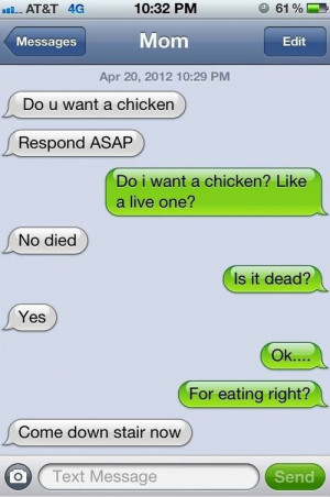 12 Funny Texts You Missed While You Were Sleeping