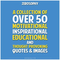 ... , inspirational, education, and thought provoking quotes & images
