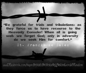 St. Francis De Sales Quote