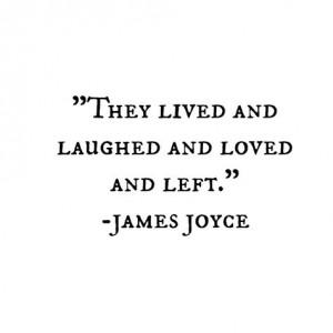James Joyce More