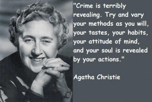 Agatha christie famous quotes 2