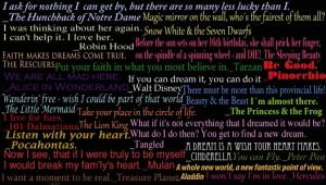 Disney Quotes by jay3jay
