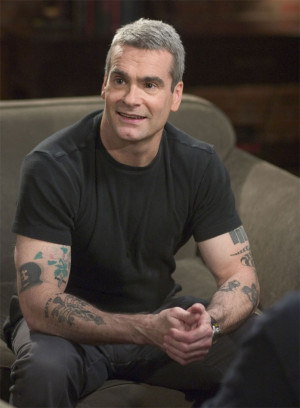 ... Is A Gay Porn Series Waiting To Happen, According To Henry Rollins