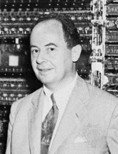 John von Neumann - Austrian-Hungarian and later American pure and ...