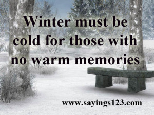 Quotes Cold Weather