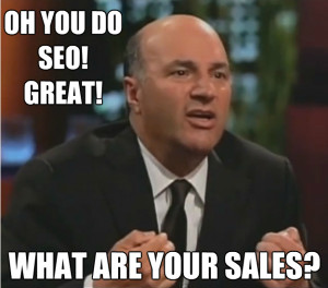 Kevin O'leary and SEO lol