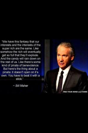 Bill Maher Funny Brilliant