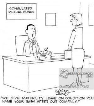 Paternity Leaves cartoons, Paternity Leaves cartoon, funny, Paternity ...
