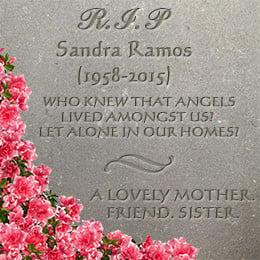 Ideas for Headstone Inscriptions