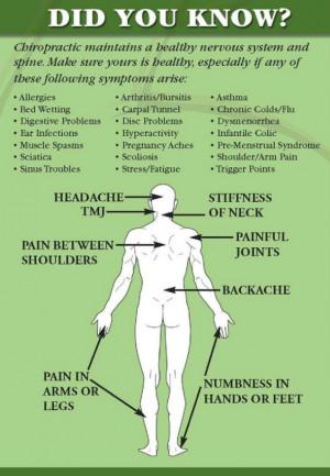 ... links: Children & Chiropractic FAQ Chiropractic & Immunity Quotes