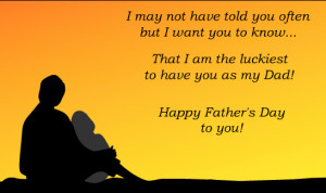 Happy fathers day greetings to my husband best quotes sayings message ...