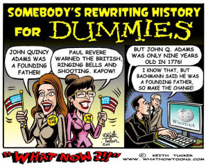 Rewriting History for Dummies