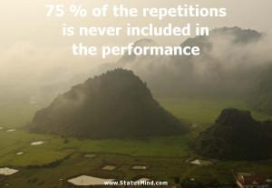 in the performance Constantin Stanislavski Quotes StatusMind