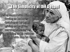 Preach the Gospel with Humility, Simplicity and Love
