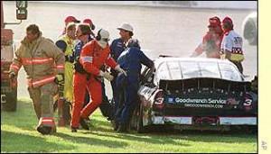 Sterling Marlin Killed Dale Earnhardt