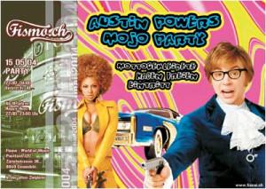 Austin Powers Mojo Party