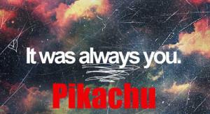 sarcastic instagram quote rebuttals pikachu