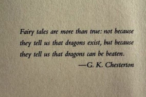 fairy tales are more than true...