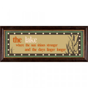 The Lake Quote