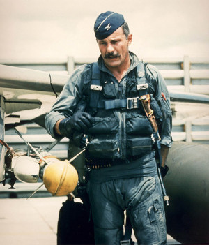 ... modern American Fighter pilot and one of my personal heroes