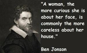 Ben jonson quotes 1