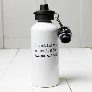 Water Bottle Quotes Quotesgram