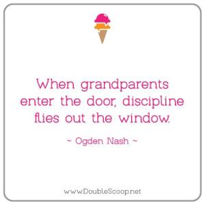 love the grandparent quotes!