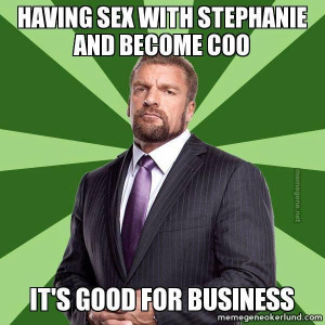 It's good for business. lol