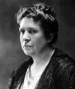 Florence Kelley (1859-1932), suffragist and reformer