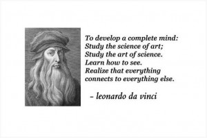 complete mind study the science of art study the art of science ...