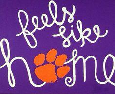 Tigers Plays, Tigers Pride, Clemson Stuff, Clemson T I G E R, Clemson ...
