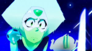 Peridot | Steven Universe by spenzbowart