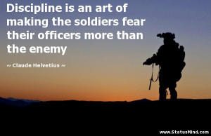 soldier quotes and sayings