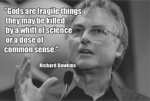 Richard Dawkins on the gods